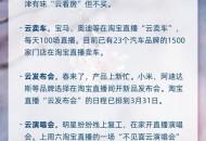 """《淘宝经济暖报》:""""云工作""""模式正在成为常态"""