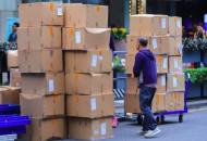 交通运输部:快递业稳步恢复 中国邮政、顺丰和京东基本全部复工