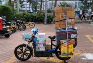 邮政、快递企业运输防控物资累计15.35万吨、包裹2.09亿件