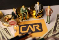 受瑞幸牵连  神州租车股价大跌54.42%