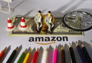 亚马逊股价再触新高 市值约1.15万亿美元