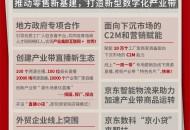 """京喜推出产业带厂直优品计划 计划完成""""双百""""产业带布局"""