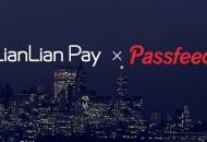 连连跨境支付接入美国社交电商Passfeed收款