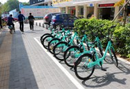 青桔单车与国网什马合作   将在宿迁共同运营共享电单车