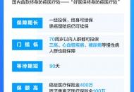 支付宝联合中国人民健康保险、中再寿险发布全国首款终身防癌险