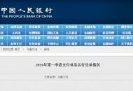 央行:第一季度移动支付业务225亿笔 同比增长14.29%