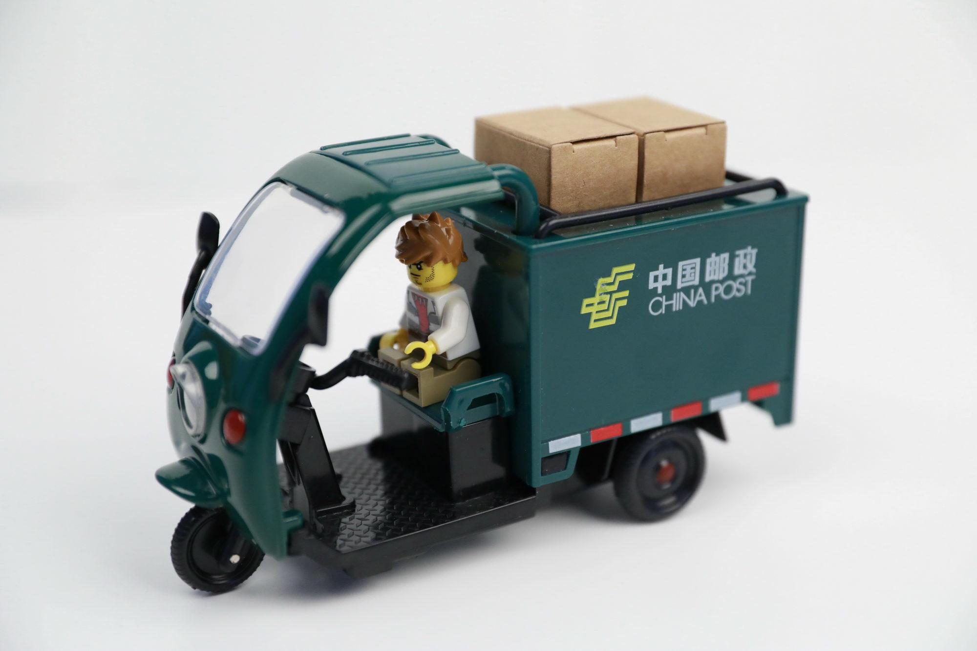 """中国邮政牵手拼多多打造""""广安样本"""" 销售额已近千万元"""