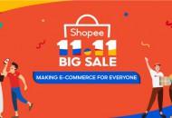 Shopee宣布11.11大促正式拉开帷幕