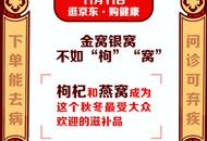 同仁堂勇夺滋补养生类销售额冠军 京东11.11成为健康消费绝对主场