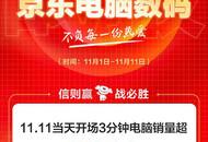 引领全民品质消费潮,京东11.11高端游戏台式机电脑销量同比增长243%