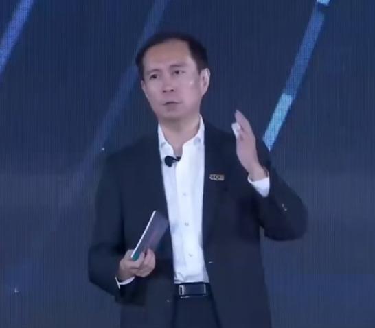 张勇:阿里将为网络强国和数字中国的建设作贡献_人物_电商报