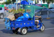 天津将对快递专用电动三轮车实行统一编号和标识管理