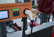 首座生物人脸识别支付充电站在海口投用
