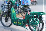 上海邮政进入同城外卖配送市场