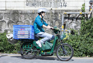 """上海邮政入局同城外卖配送  """"国家梯队""""虽迟但到"""