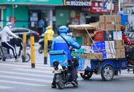 """8万余名""""快递外卖小哥""""在京接种新冠疫苗"""