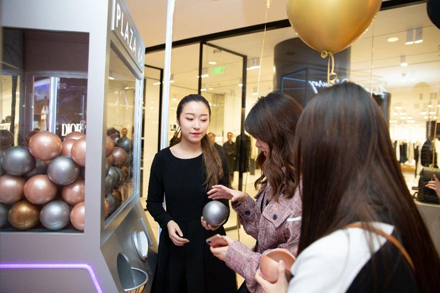 """上海恒隆广场 """"HOME TO LUXURY""""奢享派对打造极致购物体验-中国商网 中国商报社3"""
