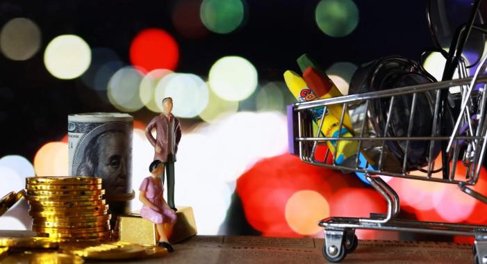 """上海""""五五购物节"""":线下消费2846亿 线上2551亿_零售_电商报"""