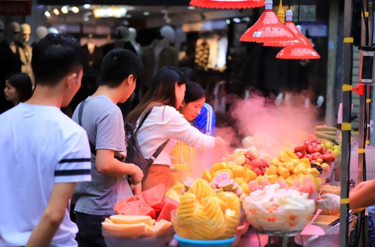 """饿了么启动""""阳光果切""""项目 全国近万家水果店加入_O2O_电商报"""