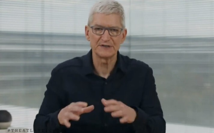 苹果CEO库克2020年薪酬超1400万美元_人物_电商报